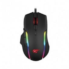 Havit HV-MS1012A RGB Backlit Programmable Gaming Mouse