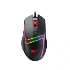 Havit MS953 RGB Backlit USB Gaming Mouse