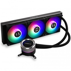 Lian Li Galahad 360mm Closed-Loop AIO Liquid CPU Cooler (Black)