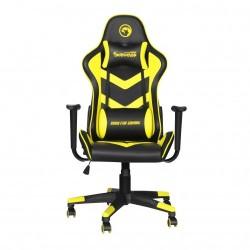 Marvo Scorpion CH-106 Adjustable Gaming Chair Yellow