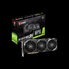 MSI GEFORCE RTX 3080 VENTUS 3X OC 10GB GRAPHICS CARD
