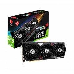 MSI GEFORCE RTX 3080 TI GAMING X TRIO 12GB GRAPHICS CARD