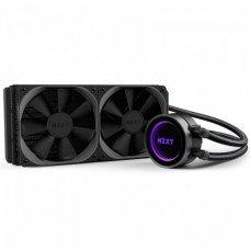 NZXT Kraken X52 CAM-Powered 240mm AIO RGB CPU Cooler