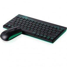 Rapoo 8000P Mini Wireless Keyboard Mouse Combo