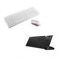 Rapoo 8200P Wireless Keyboard & Mouse Combo