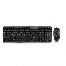 Rapoo N1820 Combo Wired Optical Mouse & Keyboard