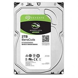 Seagate Barracuda 2TB 3.5 Inch SATA 5400RPM Desktop HDD