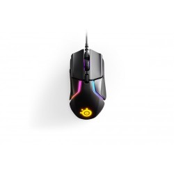 Steel Series Rival 600 M-00009 7 Button RGB Gaming Mouse Black