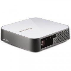 ViewSonic M2e 1000 Lumens Smart Wi-Fi 1080p Portable Mini Projector