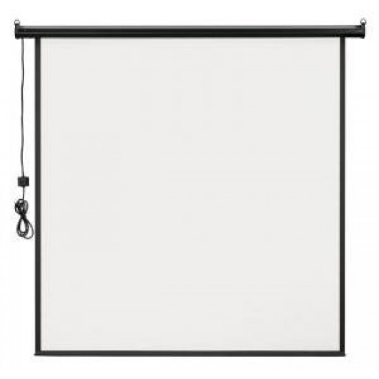 Apollo 96x 96 Electric Projection Screen