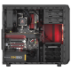 Corsair Carbide Series SPEC-01 Red LED  Blue Mid Tower Gaming Case