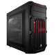 Corsair Carbide Series SPEC-03 Red LED & White Red Mid-Tower Gaming Case