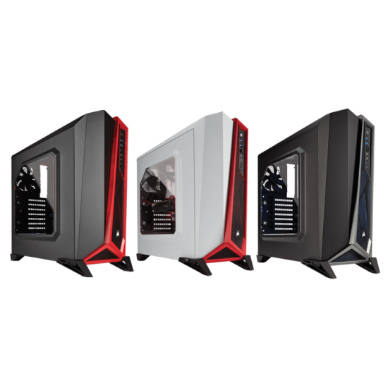 Corsair Carbide Series SPEC-ALPHA Mid-Tower Gaming Case