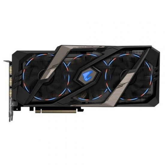 Gigabyte Aorus GeForce RTX 2070 8G GDDR6 Graphics Card