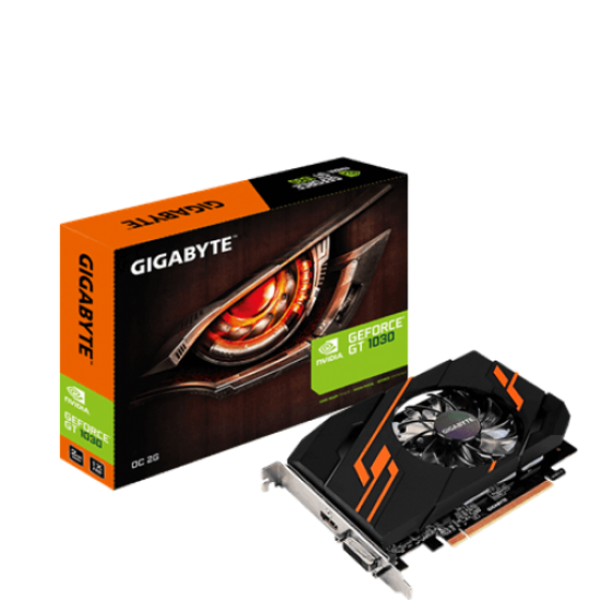 Gigabyte GT 1030 2GB OC Graphics card