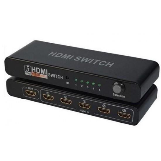 HDMI Switch 1x5