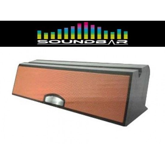 K310 USB Sound Bar Multimedia Speaker
