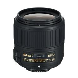 Nikon 35MM 1.8 G Camera Lens