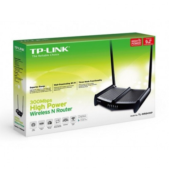 TP LINK TL WR841HP ROUTER