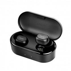 QCY T1S TWS Bluetooth Earphones Binaural Wireless Earbuds Black