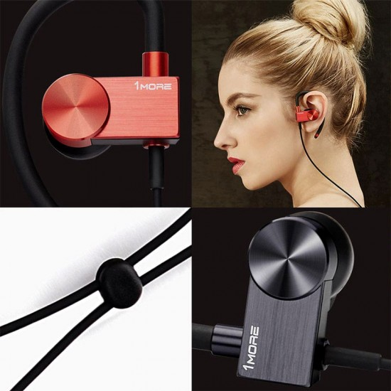 1More Active Bluetooth In Ear Headphones (EB100) Red