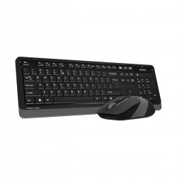 A4 Tech FG1010 Grey Wireless Keyboard & Mouse