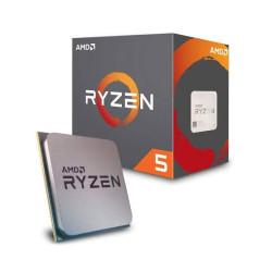 AMD Ryzen 5 2600 3.4GHz-3.9GHz 6 Core 19MB Cache AM4 Socket Processor
