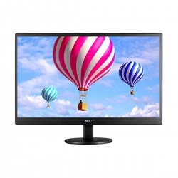 AOC E970SWN5 18.5 Inch 1366 x768 Resolution, 5ms LED-Tit Monitor