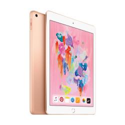 Apple iPad  9.7 Inch 128GB Wi-Fi Gold Tablet