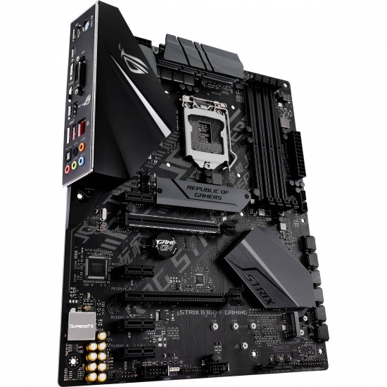 Asus Rog Strix B360 F GAMING 8th Gen Motherboard