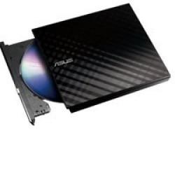 Asus SDRW-08D2S- USB External Slim DVD Writer