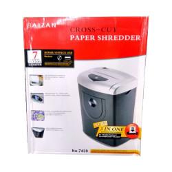 Baizan 07 Sheet Paper Shredder