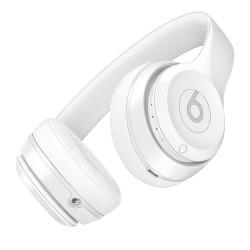 Beats Solo3 Wireless Gloss White On-Ear Headphone
