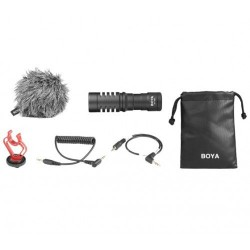 BOYA BY MM1 Cardioid Microphone