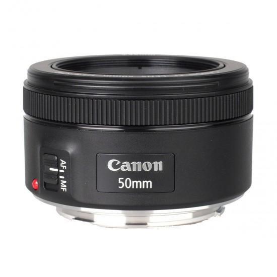Canon EF 50mm F-1.8 STM Camera Lens
