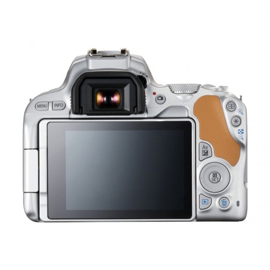 Canon EOS 200D Digital SLR Camera Body With EF-S 18-55mm STM Lens