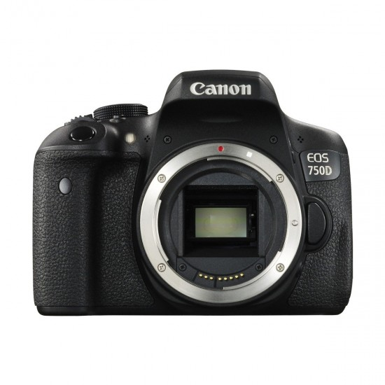 Canon EOS 750D Digital SLR Camera Body