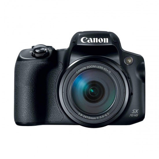 Canon PowerShot SX70 HS Compact Digital Camera