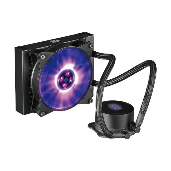 Cooler Master MasterLiquid 120 Lite RGB Liquid CPU Cooler