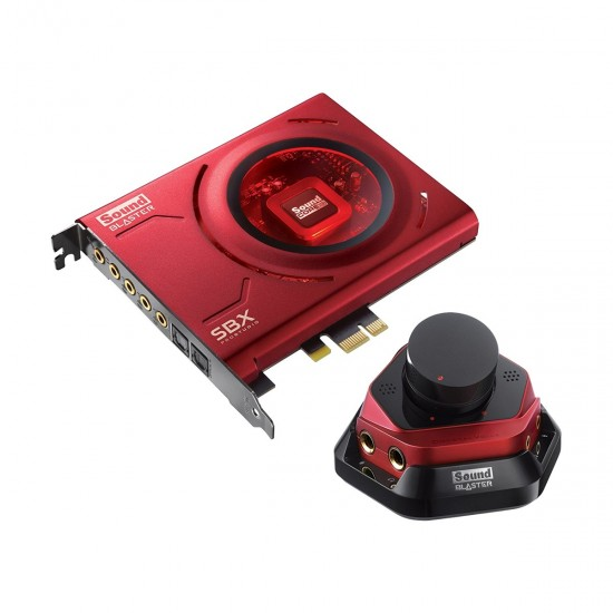 Creative Sound Blaster Zx PCIe Gaming Sound Card