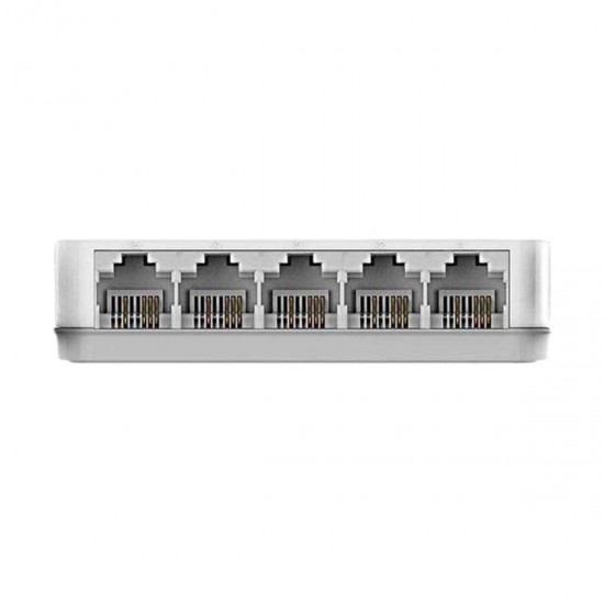 D Link DES 1005C 5 Port Switch