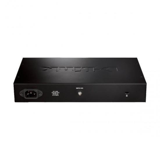 D Link DGS 1024C 24 Port 10 1001000Mbps Gigabit Switch