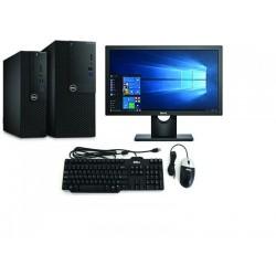 Dell Optiplex 3060MT Core i3 8th Gen Brand PC