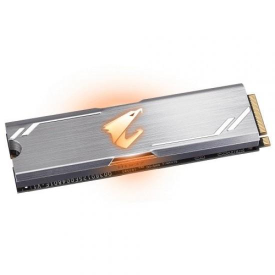 Gigabyte 512GB Aorus RGB M.2 NVMe SSD