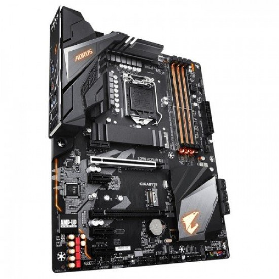 Gigabyte Z390 Aorus Elite 9th Gen Motherboard