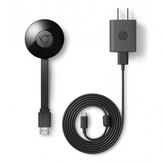 Google Chromecast 2nd Gen. TV Streaming Device
