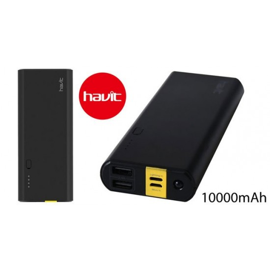 Havit PB8804 10000mAh Power Bank