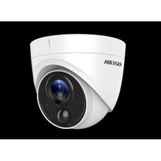Hikvision DS-2CE71D0T-PIRL 2MP 1080P IR Range 20m PIR Turret CC Camera