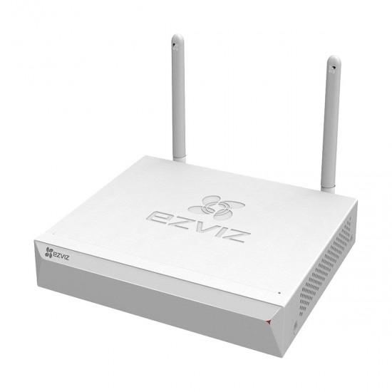 Hikvision EZVIZ CS-X5C-4 APEC Wireless Range 100m 4 Channel Wireless NVR