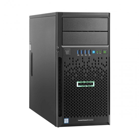 HP ML30 Gen 10 Tower Server Intel Xeon E-2124